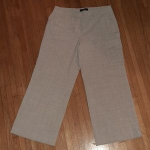 Body by Victoria light gray trousers